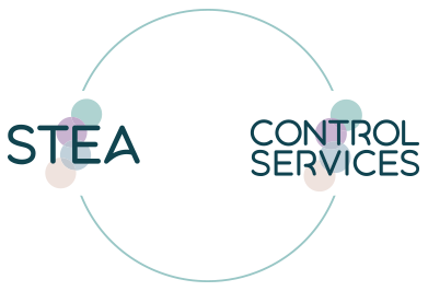 Logo STEA SpA e Control Services